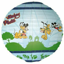 Mickey Mouse and Pluto Large 34 Cm Paper Lantern
