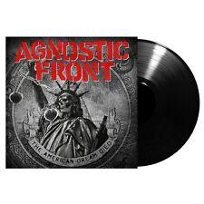 Agnostic Front-The American Dream died BLACK VINILE LP NUOVO