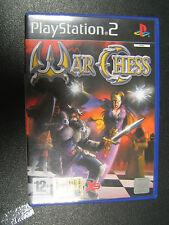 WAR CHESS  PS2  USATO