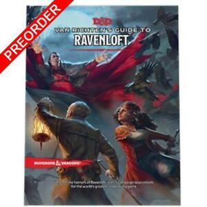 Dungeons & Dragons 5E: Van Richten's Guide to Ravenloft