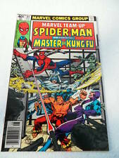 Marvel Team - Up 85 . M.O.K.F - Marvel 1979 - FN +