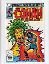 CONAN THE BARBARIAN #139 (VF+), #140 (VF+), #141 (VF+), #142 (VF+) & #143 (VF+)