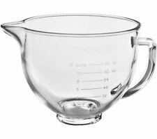 KITCHENAID 5KSM5GB 4.7 Litre Mixing Bowl Glass Dishwasher Safe - Currys