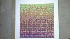 David Roth Artist Signed & Numbered Serigraph Abstract Print 2