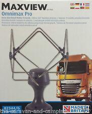 Maxview OMNIMAX PRO - GREY - 360 Degree TV/FM/DAB Aerial