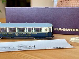 Fulgurex MOB Pullman Wagen 4101 H0m Kleinserie unbespielt