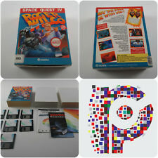 Space Quest IV A Sierra Game for the Commodore Amiga tested & working VGC