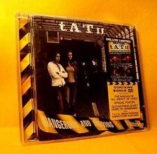 CD t.A.T.u. Dangerous And Moving 12TR + DVD 2005 LTD Pop Rock, Synth-pop