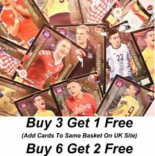 Panini Adrenalyn XL World Cup Russia Football Trading Cards