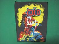 Vintage - BACK PATCH  JACKETS  -  D.I.O.  - Original 80' Cm. 24x31x36