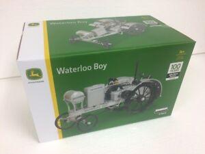 John Deere Precision Silver Waterloo Boy 100 Years of Tractors LP68805