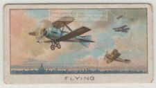 1922 7th Aerial Derby 178 MPH 450 HP Napier Lion Engine1920s Trade Ad Card