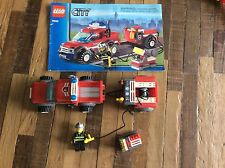 Lego City Fire Off-Road Fire Rescue (7942)