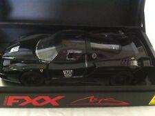Hot Wheels Super Elite 1.18 Scale Ferrari FXX Michael Schumacher Edition .