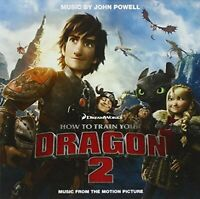John Powell - How To Train Your Dragon 2 (Music From The Motion Picture) [CD]