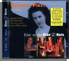 Roberta Piket Trio -- Live at The Blue Note - New 1999 Jazz CD!