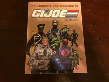 The Complete Encyclopedia To G I JOE (448 pgs) 1993 V. Santelmo ISBN:0873412257