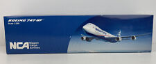 Hogan Nippon Cargo Airlines Boeing 747-8F   1:200 Scale Plane Model   Open Box