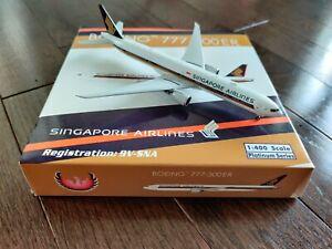 Phoenix 1:400 Singapore Airlines 777-300ER 9V-SNA