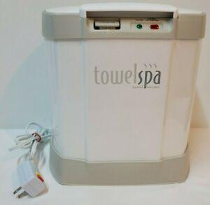 Brookstone Towel Spa Warmer Heater Blanket Robe TSK-5201MA