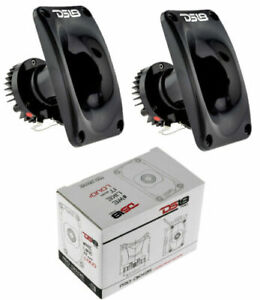 2x Compression Super Driver Loud Speaker Horn Tweeter 8 Ohm 240W DS18