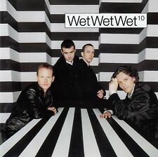 WET WET WET : 10 / CD - TOP-ZUSTAND