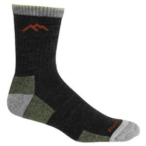 Darn Tough 1466 Lime Merino Wool Mens Hiker socks M L XL Hike Boot Work CUSHION