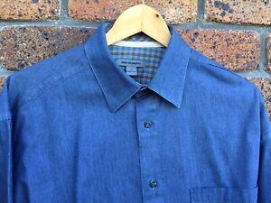Johnston & Murphy Mens Shirt L- XL