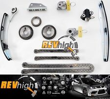 Revhigh Timing Chain Kit Set FOR Nissan Navara D40 VQ40DE DOHC 24V 4.0L V6