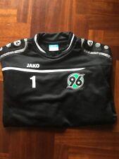 Maglia calcio jako hannover 96 rewe fussball trikot 1# sweatshirt felpa size s