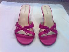 Women's Raspberry Pink Sandal/Slide