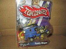 TOM DANIEL PADDY WAGON BLUE  CUSTOM REAL RIDERS TOY ZONE 1/43  CAR RAT ROD