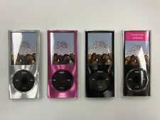 Apple iPod nano 4th generation 4 Branded Cover Case Premium Quality Pouch Gear 4