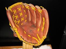 Mizuno Mt2012 , 11� leather ball glove, newly re-laced, for 12yrs and younger, y