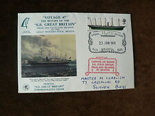 United Kingdom Boat & Nautical Postal Stamps