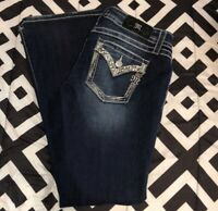 Miss Me Bootcut Jeans Size 29 Inseam 32 Never Worn