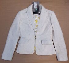 DSQUARED2 LAMB LEATHER LADIES JACKET>BN>GENUINE>£1160+>42it>10uk>SPOTTY>RARE