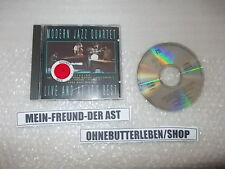 CD Jazz Modern Jazz Quartet - Live And At Its Best (12 Song) JAZZ LIFE
