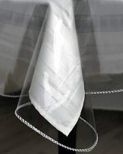 Crystal Clear tablecloth protector - 60x108 rectangle - Brand NEW!