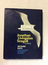 Jonathan Livingston Seagull, a story by Richard Bach 1972 (HC)-Fair