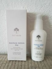 Nu Skin Nutricentials Moisture Restore Day Protective Mattefying Lotion SPF 15