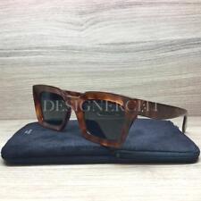 Celine CL 41450/S 41450 Sunglasses Havana O86 Authentic 50mm