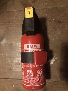 BMW Genuine Powder Fire Extinguisher