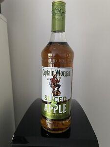 Captain Morgan Rum Sliced Apple NEU!!!!sehr Selten