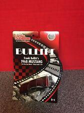 Racing Champions Frank Bullitt's 1968 Green Mustang 1/64 Die Cast 2002