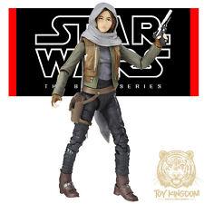 "SERGEANT JYN ERSO - Star Wars Rogue One Black Series 6"" Figure - W7 - IN HAND!"