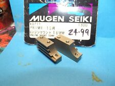Mugen Seiki K0711 Prime 12 Engine Mount 16mm 2pcs