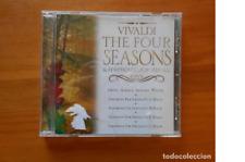 CD VIVALDI - THE FOUR SEASONS & SYMPHONIES FOR STRINGS (3S)