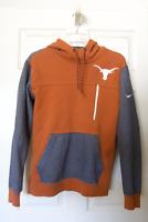 Texas Longhorns Nike Hoodie Men's Sz Medium Sweatshirt UT