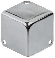 MZF-8502 - Metall-Kofferecken, Metallecken 41x41x41mm, Lautsprecherecke